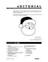 Ausgabe 4 - Fachschaft Raumplanung