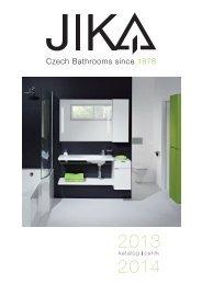 katalog ceník - Presskit JIKA