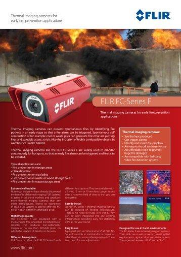 FLIR FC-Series F - Flir Systems