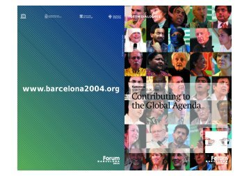 Contributing to the Global Agenda - Forum of Federations