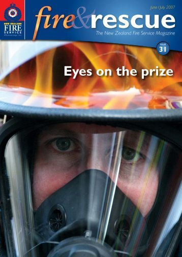 Download PDF: Issue 31 - New Zealand Fire Service