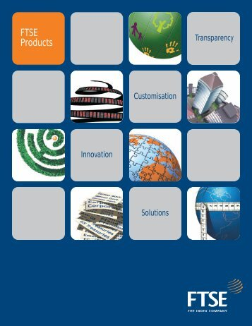 FTSE Products Brochure