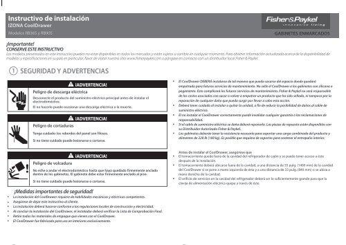 SEGURIDAD Y ADVERTENCIAS DIMENSIONES DEL PRODUCTO ... 8966e42e77c