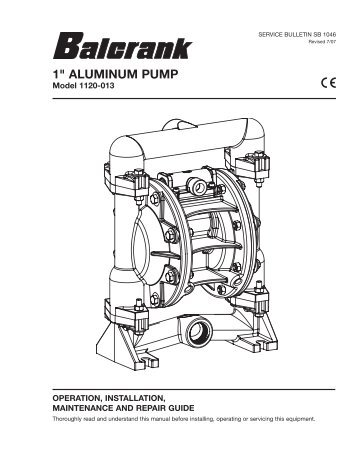 1120 007 sb 1035 1 diaphragm pump pdf balcrank products 1120 013 sb 1046 1 diaphragm pump pdf ccuart Choice Image