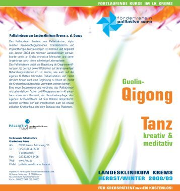 Fvpc Folder 2008-2 - Förderverein Palliative Care