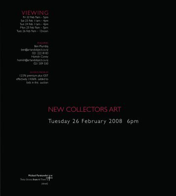 Download PDF catalogue - Art+Object