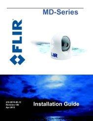 MD-Series Installation Guide - FLIR Systems