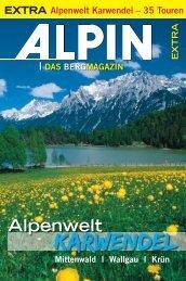 Alpenwelt Karwendel - Alpin.de