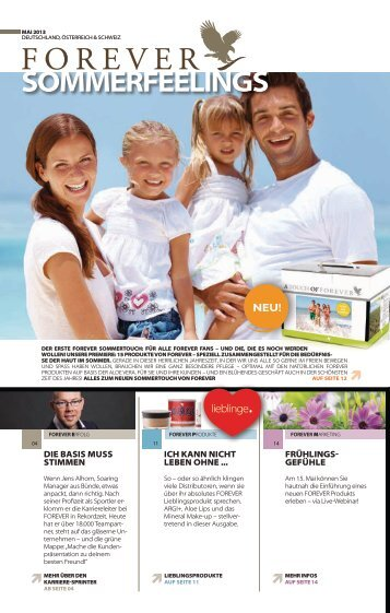 SoMMERfEElINgS - Forever Living Products