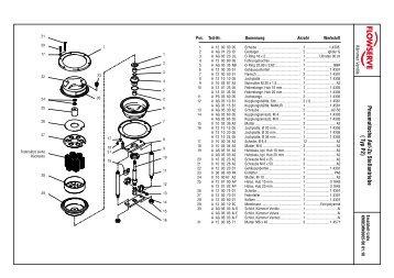 Pneumatische Auf-Zu Stellantriebe ( Typ P2) - Flowserve