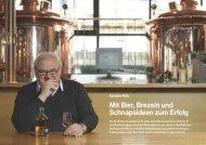Mit Bier, Brezeln und Schnapsideen zum Erfolg - Hotel & Gastro Union