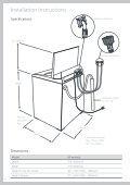Lavadora automática Lave linge automatique ... - Fisher & Paykel - Page 6