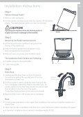 Lavadora automática Lave linge automatique ... - Fisher & Paykel - Page 7