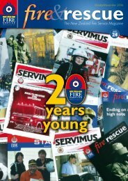 Download PDF: Issue 24 - New Zealand Fire Service