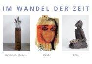 IM WANDEL DER ZEIT - Galerie Weiertal