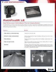 PathFindIR LE Data Sheet (PDF)