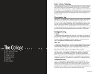 About the College - Fashion Institute of Technology
