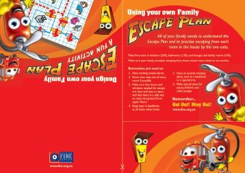 Download PDF: Design your own escape plan