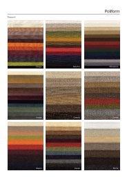 Colori e materiali Poliform (pdf) - Fumanti Casa