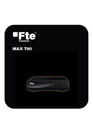 ES_MAX T90_v1.0.indd - FTE Maximal