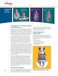 Hydraulic Decoking System Equipment - Flowserve - Page 6