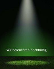 Es ist an der Zeit, Ihre Zukunft nachhaltig - Aura Light