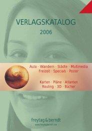 VERLAGSKATALOG - Freytag & Berndt