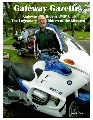 April - Gateway Riders Index