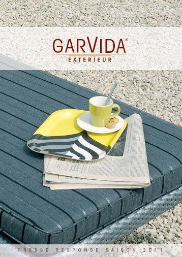 Pressespiegel 2011 als PDF hier downloaden. - GarVida