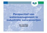 Watermanagement - FTN