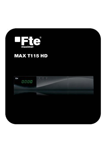 MAX T115 HD - FTE Maximal
