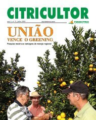 n3 - união vence o greening revista do citricultor - Fundecitrus