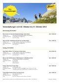 Veranstaltungen vom 02. Oktober bis 31. Oktober 2012 - Flims - Page 3