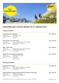 Veranstaltungen vom 02. Oktober bis 31. Oktober 2012 - Flims - Page 4