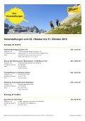 Veranstaltungen vom 02. Oktober bis 31. Oktober 2012 - Flims - Page 5