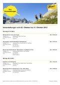 Veranstaltungen vom 02. Oktober bis 31. Oktober 2012 - Flims - Page 6