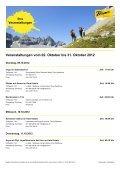 Veranstaltungen vom 02. Oktober bis 31. Oktober 2012 - Flims - Page 7