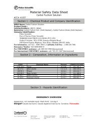 Ethyl alcohol, Denatured, 190 Proof - services