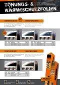 PRODUKT-KATALOG 2012 product cAtALoGuE 2012 - Foliatec - Seite 7