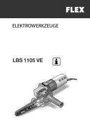 LBS 1105 VE - FLEX