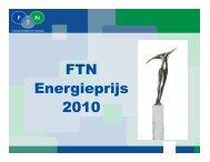 FTN Energieprijs 2010