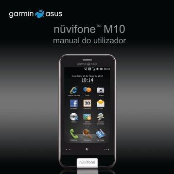 Manual do Utilizador - Garmin-Asus