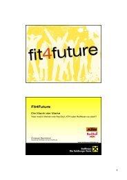 Macht der Marke - fit4Future - Raiffeisen