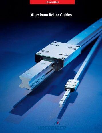 Aluminum Roller Guides