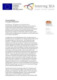 EU-projekt til Djursland - Gammel Estrup