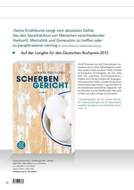 Fischer Taschenbuch - S. Fischer Verlag