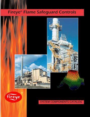 e110 fireye flame monitor™ westmill industries fireye® flame safeguard controls fireye inc