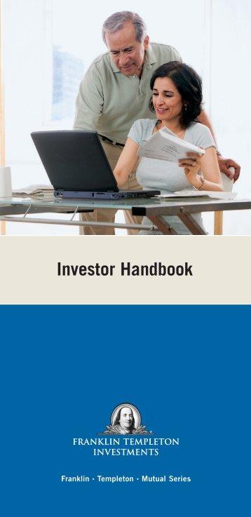 Investor Handbook - Franklin Templeton