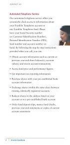 Investor Handbook - Franklin Templeton - Page 6