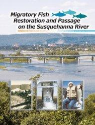 Migratory Fish Restoration and Passage on the Susquehanna River